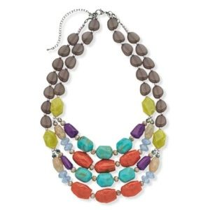 Premier Designs Spring Break Necklace